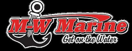 mwmarine.com logo